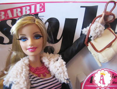 First series of Barbie Style dolls, 2013 wave 1