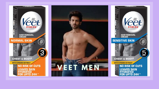 Best Veet Men Cream For Hair Removal