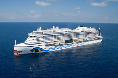 AIDAprima - Identical Sister Ship to AIDA Cruises' AIDAperla Debuting in September 201