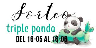 Sorteo: Conjunto Triple Panda