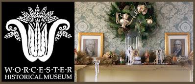 Travis Simpkins - Salisbury Mansion - Worcester Historical Museum