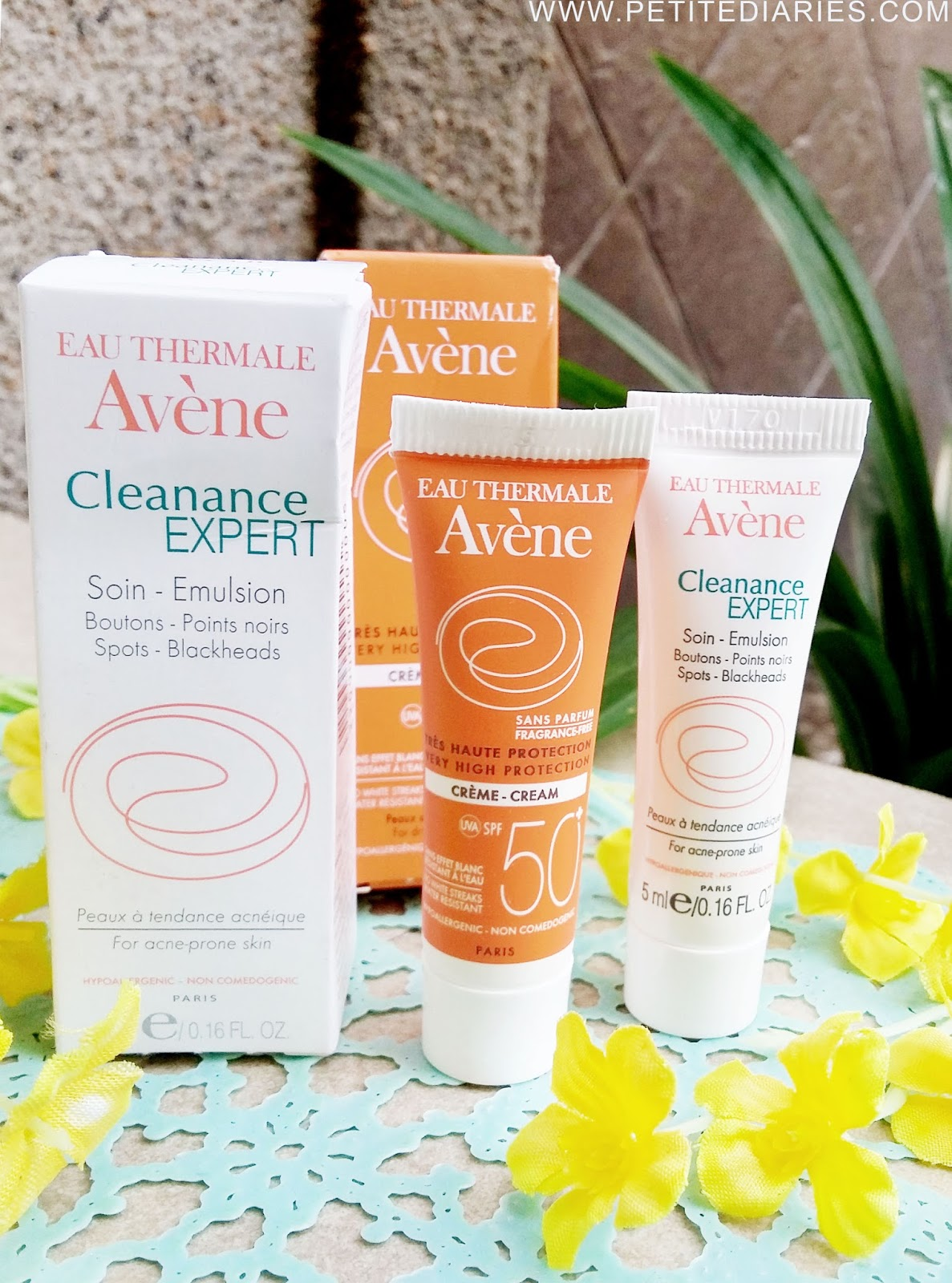 avene eau termale review