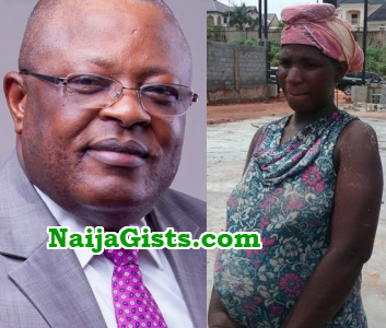 ebonyi governor gives pregnant woman N200,000