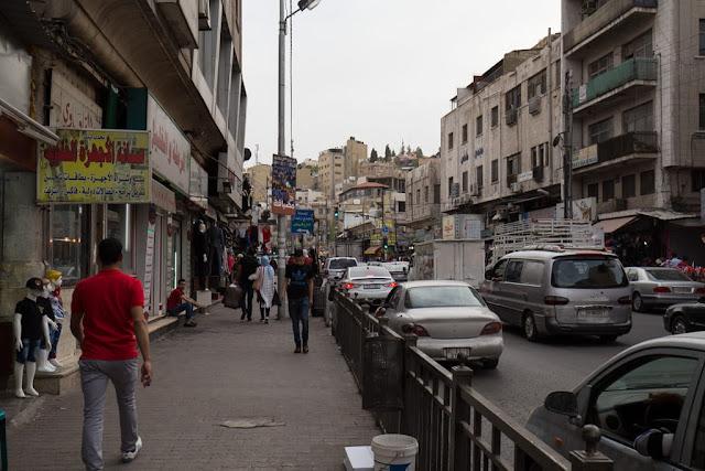 Calle de Amman