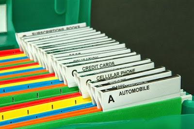 Penataan Dokumen melalui Sistem Perihal