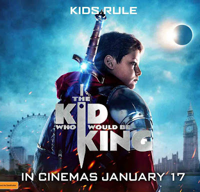 The Kid Who Would Be King 2019 English 720p BRRip ESubs 1GB