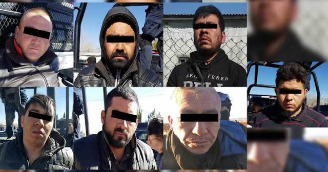Se enfrentaron Sicarios vs Federales en Chihuahua donde murió un y detuvieron a 7 pero la fiscalia los dejo libres