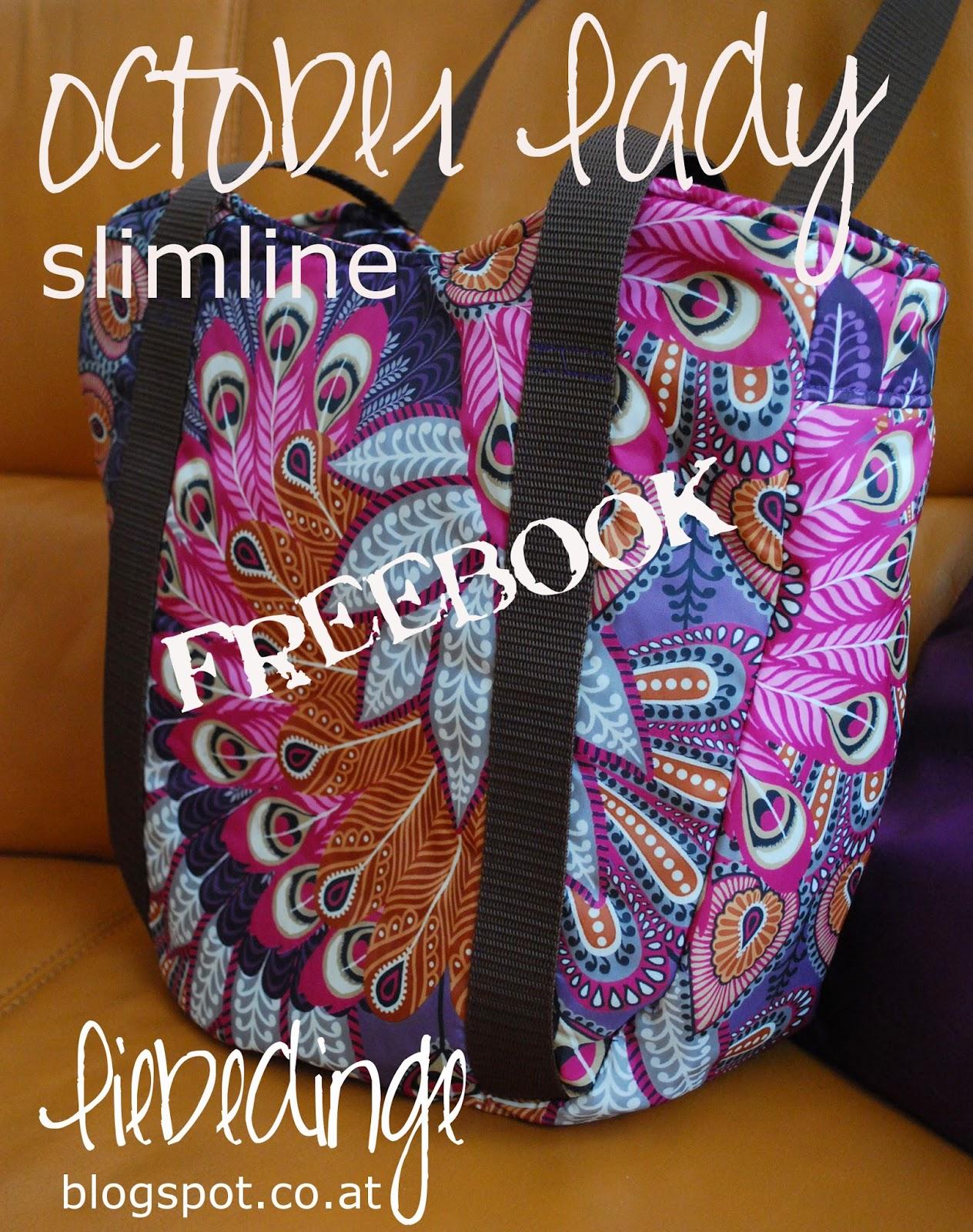 october lady - slimline!! [freebook]