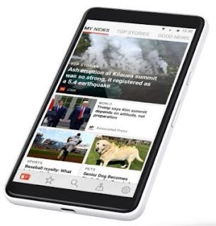 Aplikasi Berita Microsoft Android Terbaru 2018
