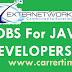 Urgent Requirement for Java Developer in Hyderabad