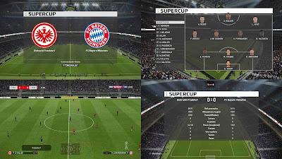 PES 2019 German Scoreboards Bundesliga + DFB-Pokal + DFL-Supercup by 1002MB