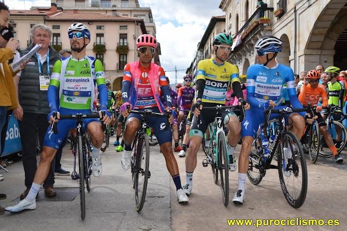 Las fotos de la Vuelta al País Vasco 2019 - 2ª etapa