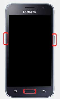 Cara Pasang TWRP Recovery dan Root Samsung Galaxy J1