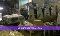Mesin Percetakan Komori SPRINT 425