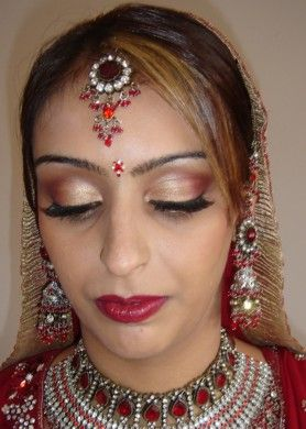 Tattoos Pictures Beautiful Indian Bridal Make Up