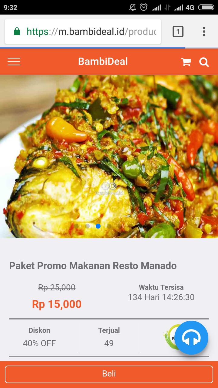 Kuliner Manado Gurame Woku