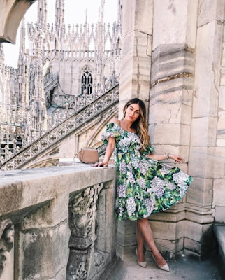 Lydia Elise Millen in Europe