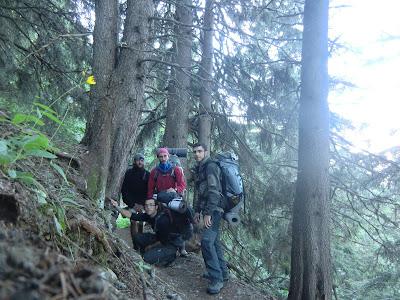 Les Contamines Tour del Mont Blanc
