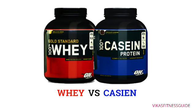 whey vs casein protein and difference between both protein and nutrition value of both
