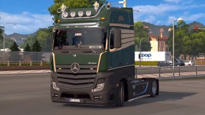 Actros Plastic Parts