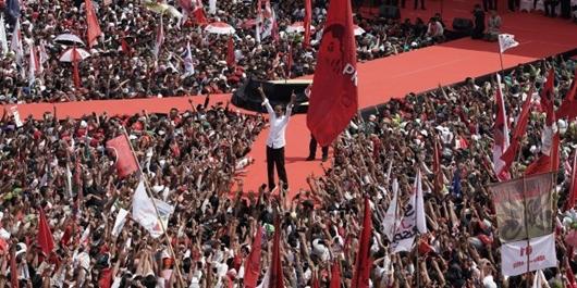 Golkar Sragen Tak Hadiri Kampanye Akbar Jokowi di Solo