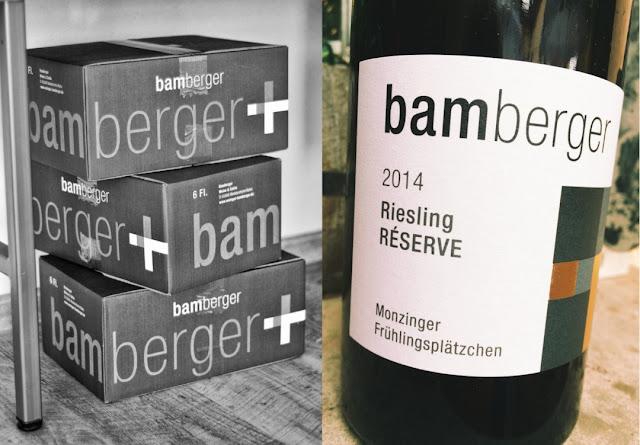 Riesling vom Wein- und Sektgut Bamberger an der Nahe