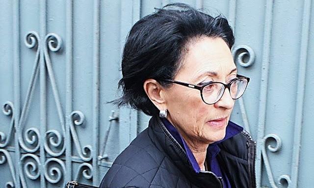 Esta mañana la exasesora de la lideresa de Fuerza Popular, Keiko Fujimori, Ana Herz fue puesta en libertad al ser revocada la disposición en su contra establecida por el juez Richard Concepción Carhuancho.