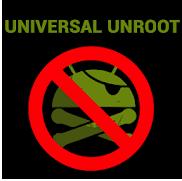 امكانية حذف الروت عن طريق تطبيق Universal Unroot