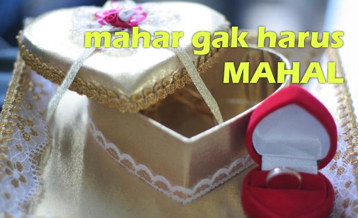 Mas Kawin Tak Harus Mahal f4012ef957