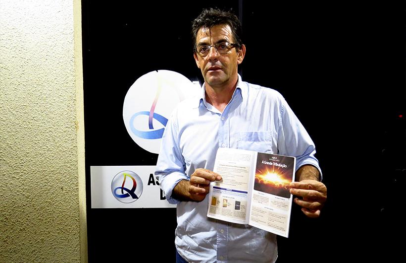JOÃO CÂNDIDO FERREIRA - CONVITE A TODOS