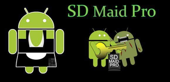 تحميل تطبيق SD Maid pro لتنظيف وتحرير الذاكره وتوفير مساحة حرة الاصدار المدفوع اخر اصدار