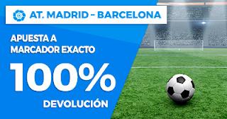 Paston Promoción LaLiga Santander: Atlético vs Barcelona 14 octubre