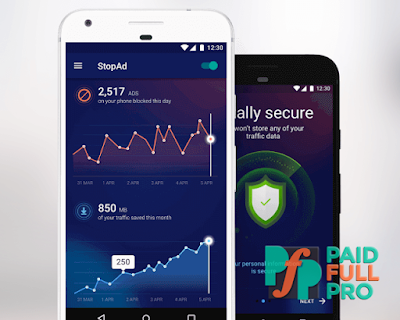 StopAd No Root Ad Blocker Mod APK