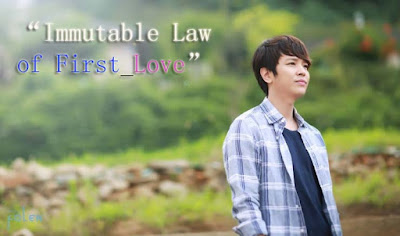 Kim Jung Hoon Immutable Law of First Love