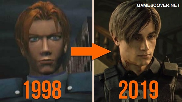 Resident Evil 2 Remake Comparison