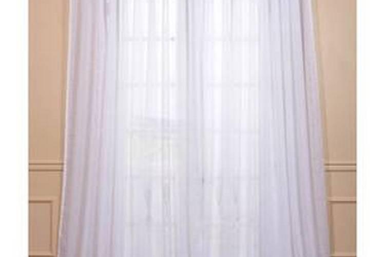 36 Inch Curtain Rod