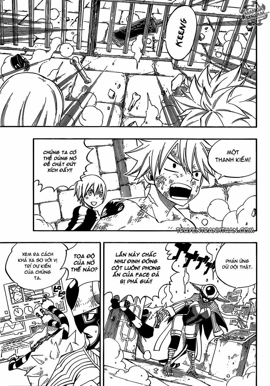 Fairy Tail chap 370 trang 9