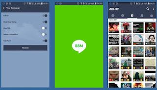 BBM Mod Line v3.2.0.6 Apk