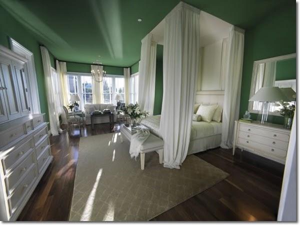 Best Home Idea Healthy: Romantic Master Bedroom Interior