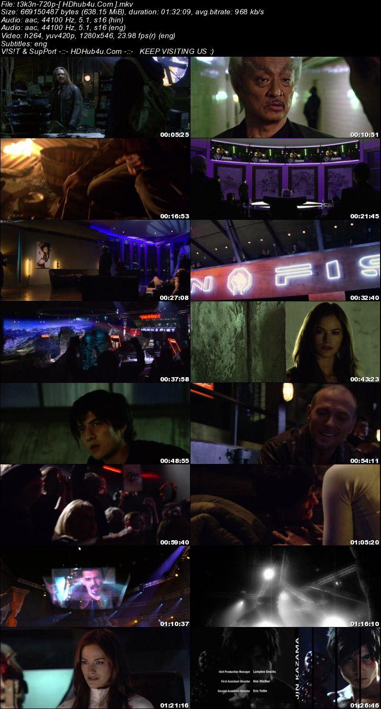 Tekken 2010 300Mb Hindi Dual Audio 480p BluRay Esubs Download