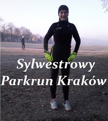 Sylwestrowy Parkrun 2016 - #185 Parkrun Kraków