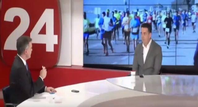 Συνέντευξη Δημάρχου Ναυπλιέων Δημήτρη Κωστούρου στο ACTION 24