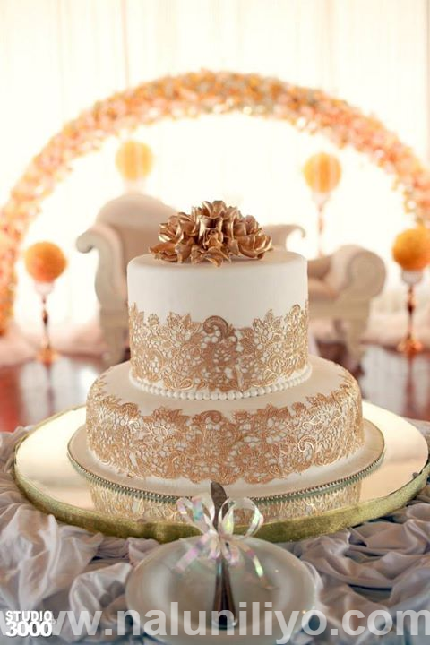 Hirunika Wedding Cake