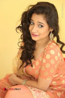 Telugu Actress Santoshi Sharma Latest Stills in Salwar Kameez at HBD Movie Teaser Launch  0101.JPG