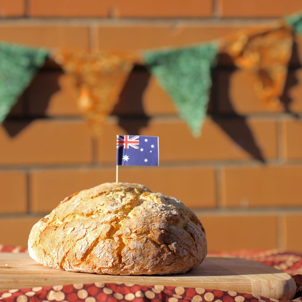 Image result for Bush Bread, Australia