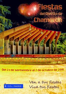 Fiestas de San Miguel 2016 del distrito Chamartín