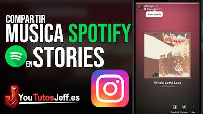 poner musica en stories instagram