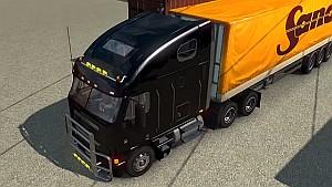 Freightliner Argosy CAT Edition