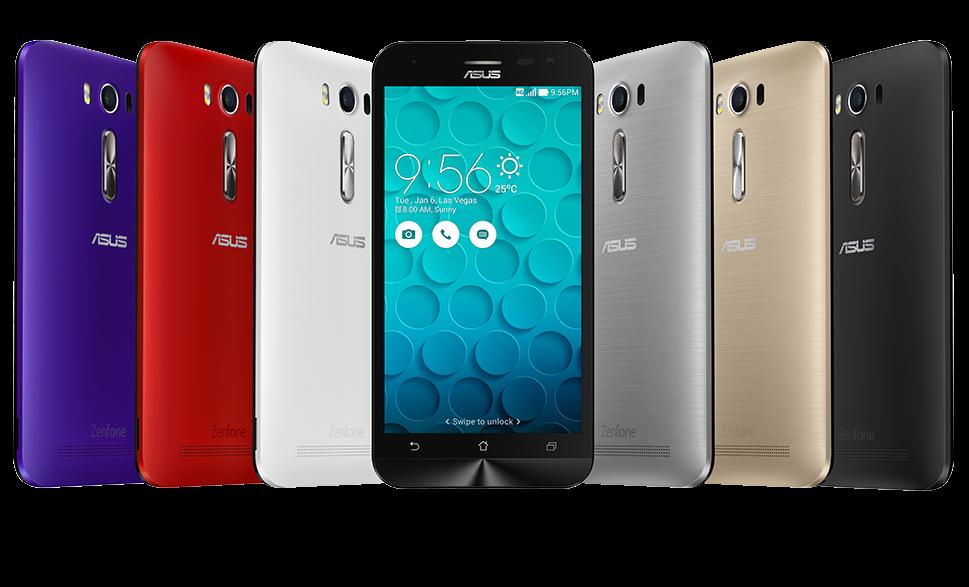 Smartphone Canggih Dan Murah - Zenfone 2 Laser Android 5.0 Penantang Terbaik di Kelasnya