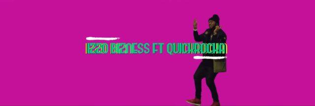 Izzo Bizness Ft Quick Rocka - Mkemia Mkuu Video